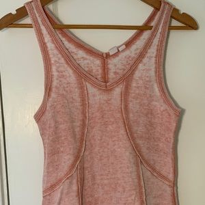 Very Soft Pink Tank Top